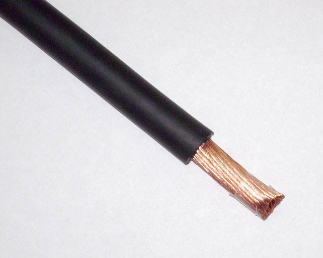 Thermoplastic Insulated Cables And Wires : Standard thermoplastic elastomeric insulated battery